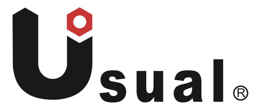 usual co ltd logo